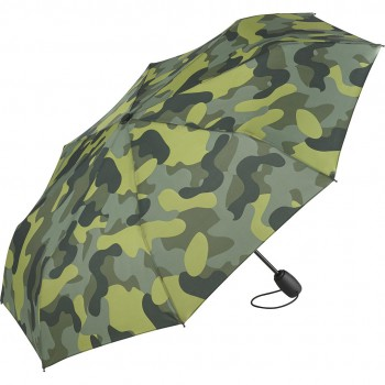 Fare AOC mini opvouwbare paraplu camouflage